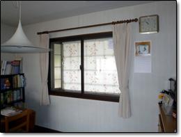 内窓(インナーサッシ)「インプラス」の導入事例…U様邸