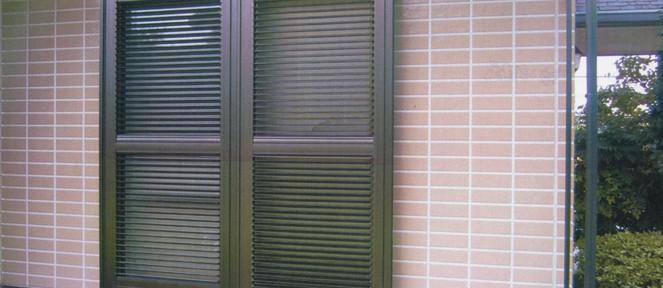 エコ雨戸(エコアマド) 奈良市学園前 F様邸
