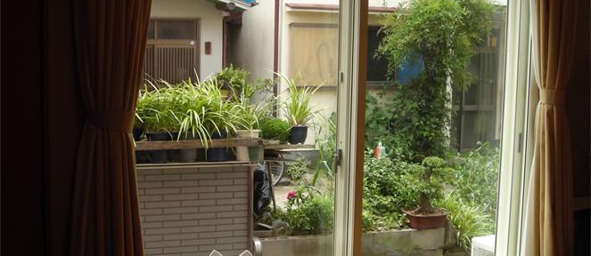 内窓(インナーサッシ)「プラスト」の導入事例・・・高槻市 T様邸