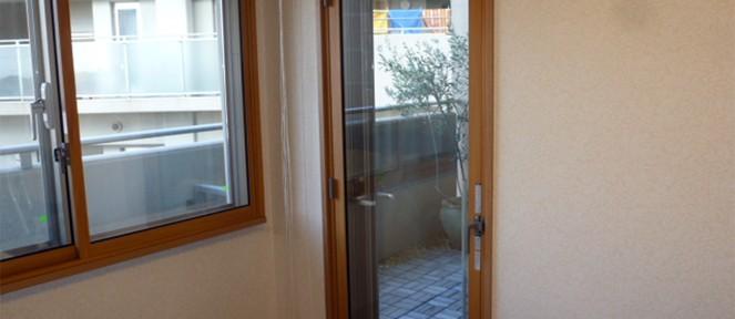 内窓(インナーサッシ)「インプラス」の導入事例・・・八幡市 M様邸