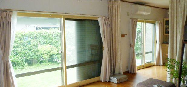 内窓プラストの導入事例 大阪府茨木市 T様邸