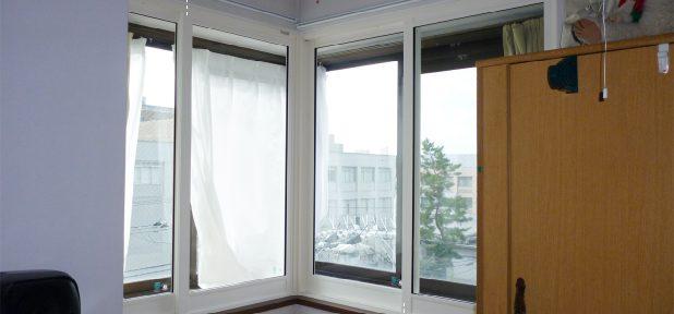 内窓プラストの導入事例 京都市 W様邸