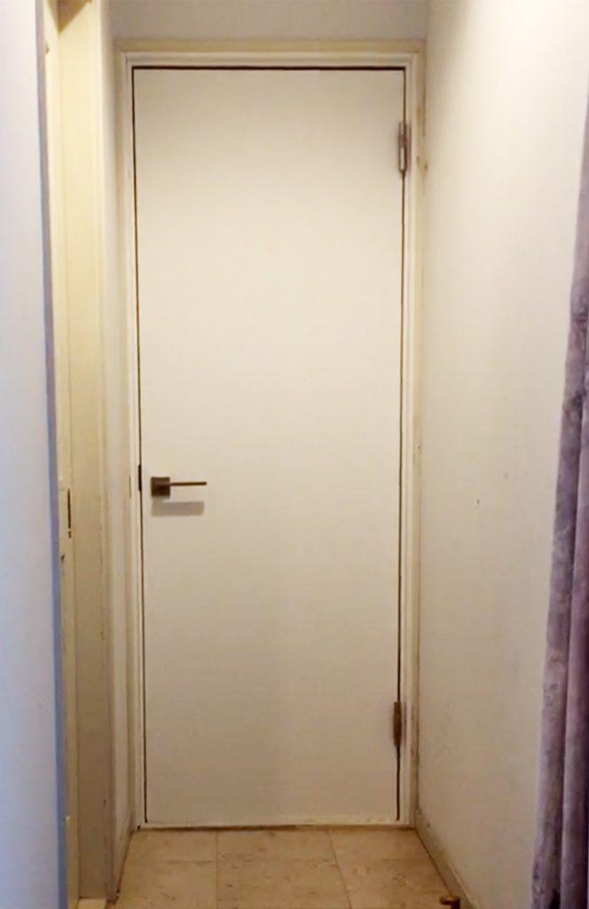 室内防音ドアリフォーム 施工後