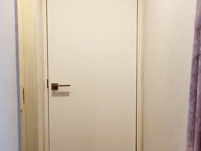 室内防音ドアリフォームの導入事例 京都市中京区 S様邸