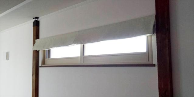 内窓プラスト&防音合わせガラス 施工後(横すべり窓)