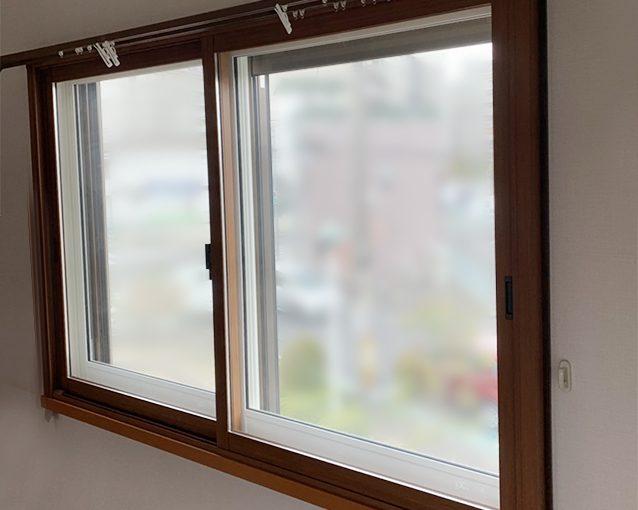 内窓プラストの導入事例 大阪府堺市 N様邸