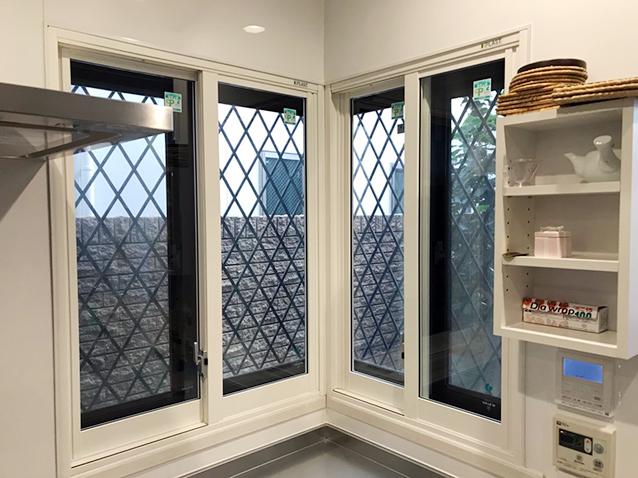 内窓プラストの導入事例 京都市北区 T様邸