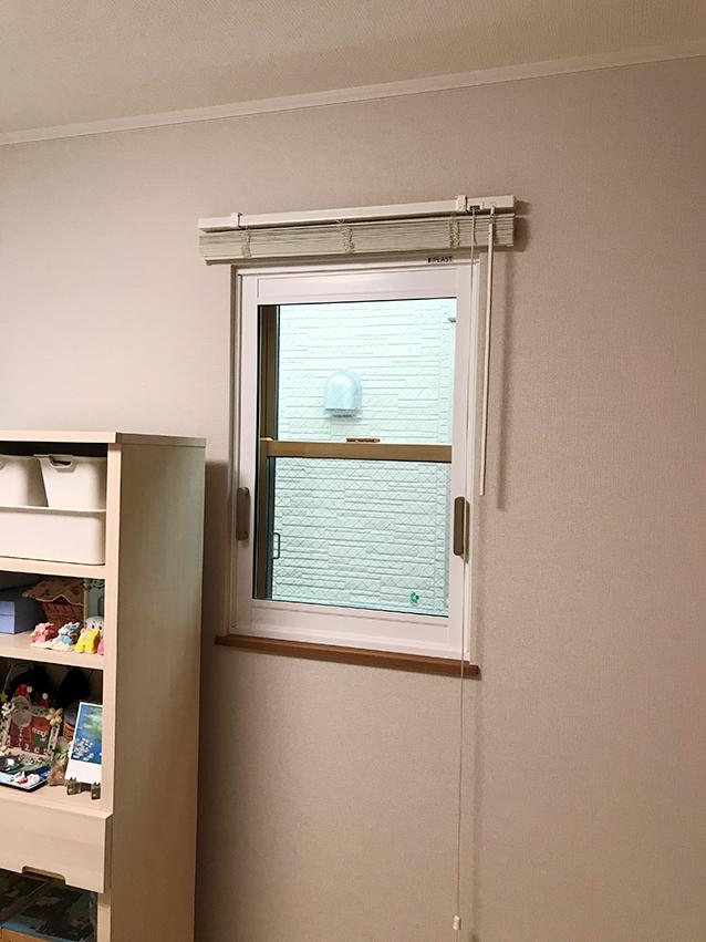 内窓プラストFIX&防音合わせガラス施工後