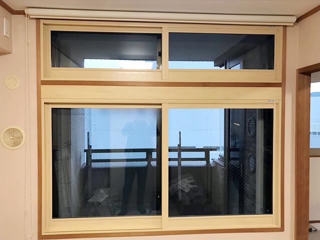 内窓プラストの導入事例 京都市中京区 G様邸