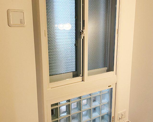 内窓インプラス(引き違い&FIX)&中桟施工後