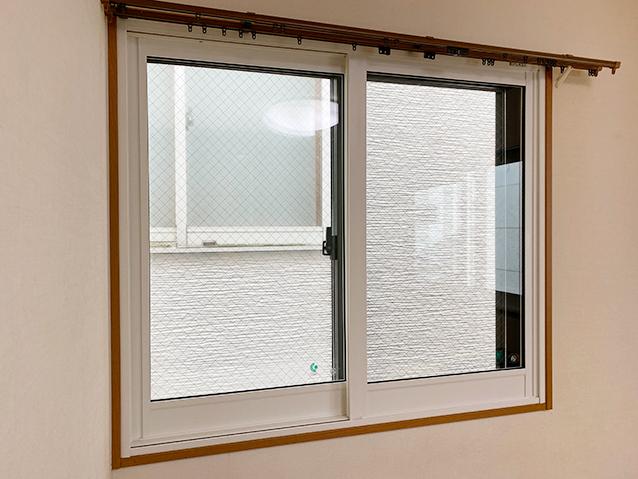 内窓プラストの導入事例 大阪府阿倍野区 Y様邸