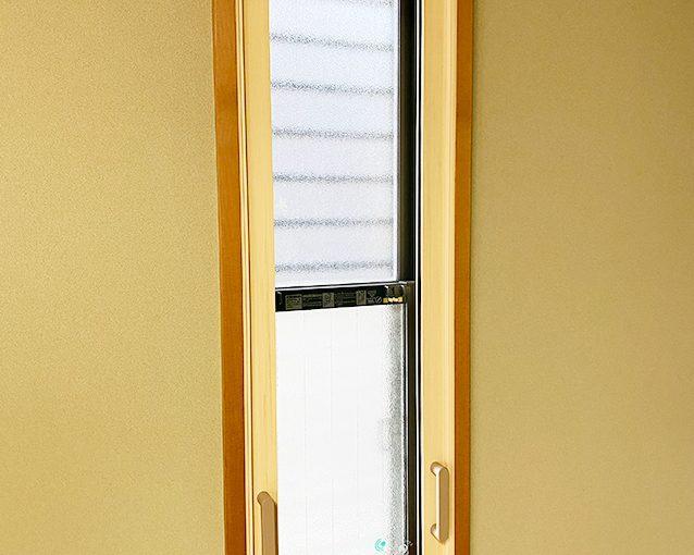 内窓プラストの導入事例 大阪府三島郡 K様邸