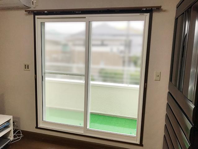 内窓プラスト&内窓まどまどの導入事例 兵庫県西宮市 M様邸