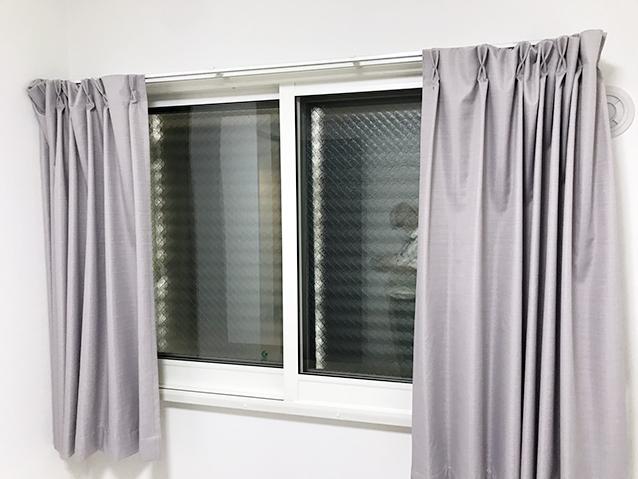 内窓プラスト&防音合わせガラス&ふかし枠施工後