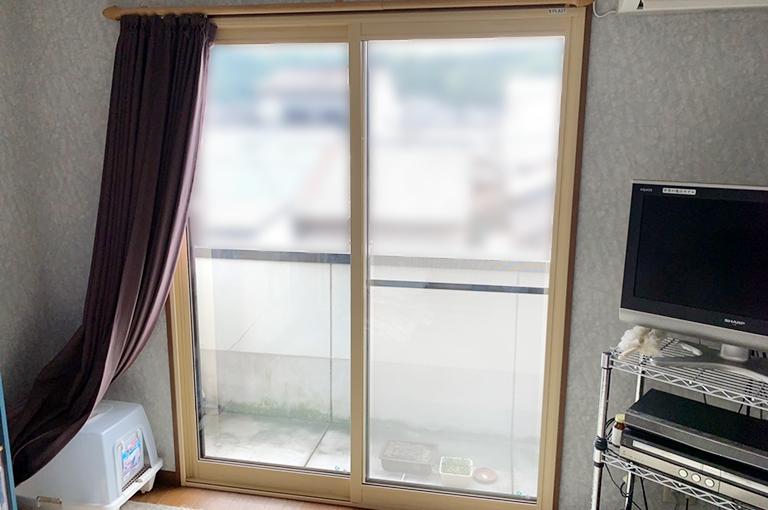 内窓プラストの導入事例 京都市山科区 U様邸