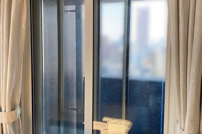 内窓プラストの導入事例 大阪市城東区 M様邸