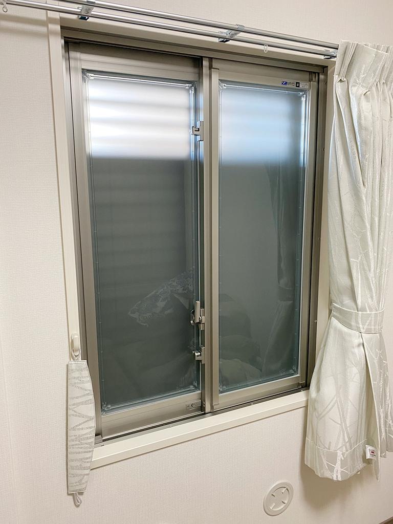 施工前の既存腰窓(洋室)