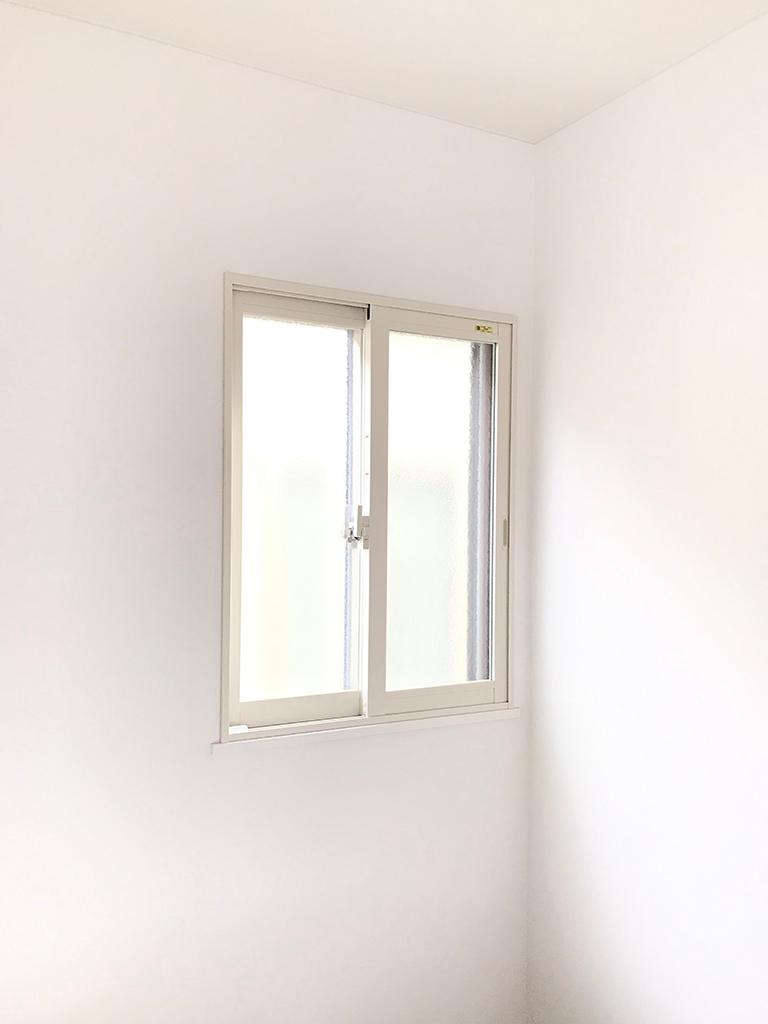 内窓インプラス&Low-E複層ガラス施工後