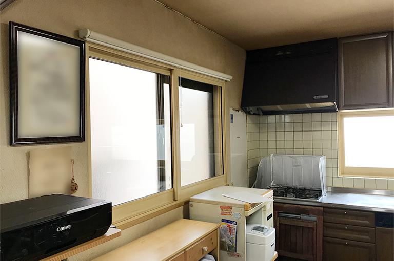 内窓プラストの導入事例 大阪府守口市 I様邸